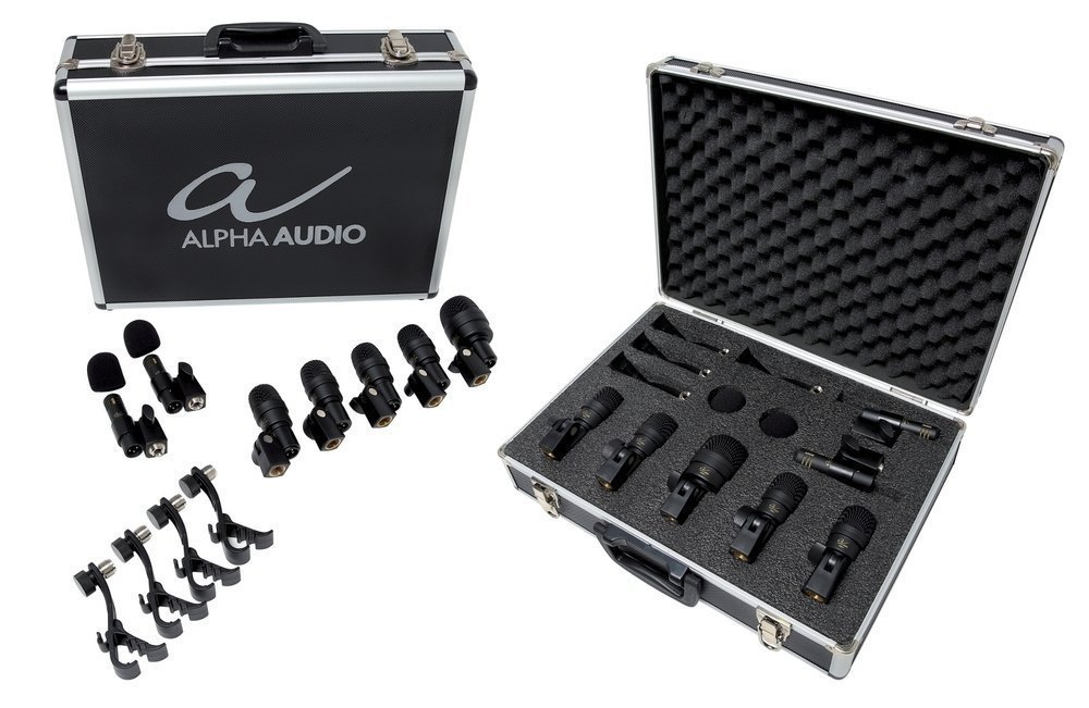 ALPHA AUDIO MIC drumbox 7