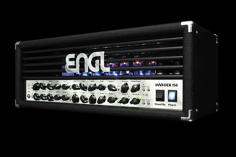 ENGL  INVADER 150 E640 head