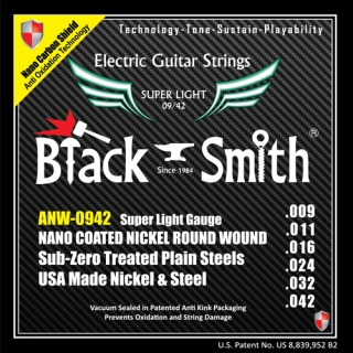 BLACK SMITH Super Light AOT NW-0942