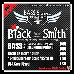 BLACK SMITH AOT NW45130-5, Regular Light