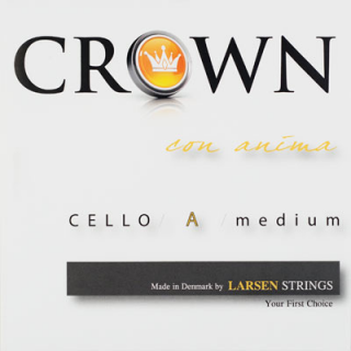 LARSEN CROWN - sada strun pro cello 4/4