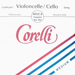 SAVAREZ - CORELLI r.480 medium Cello strings