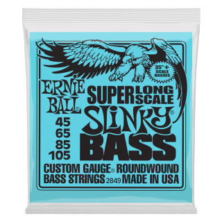 ERNIE BALL 2849 SUPER LONG SCALE  Slinky Bass 4