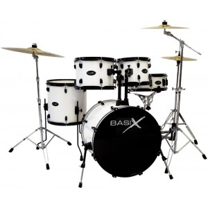 BASIX Drum Set OXYGEN